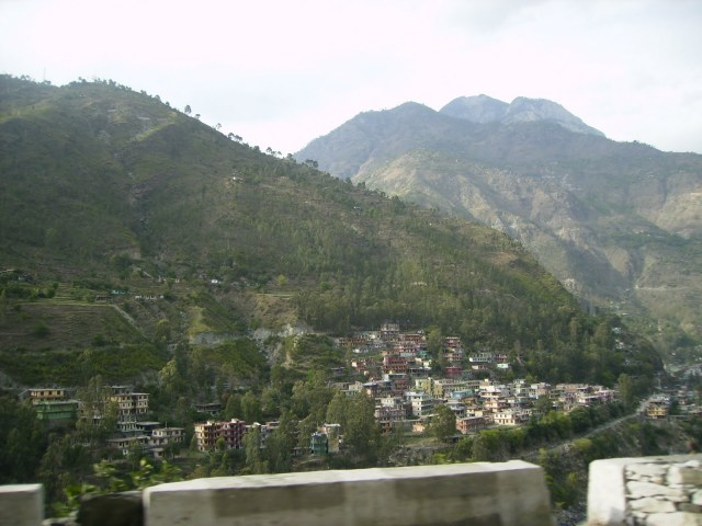 A Glimpse of Rampur town