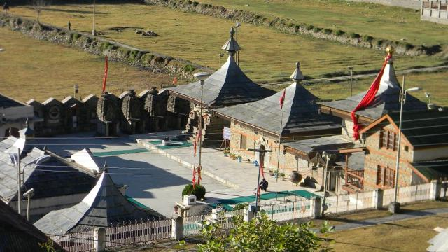 hatkoti temple complex