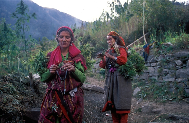 Dressing Style of Malana Ladies