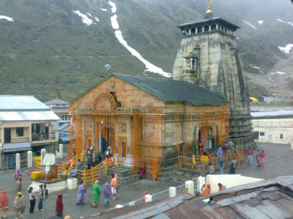 Cloud burst in Uttarakhand – What caused the disaster ... Uttarakhand Temple Disaster