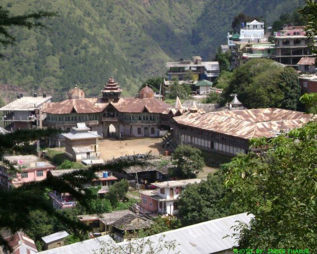 Kumarsain - Princely State