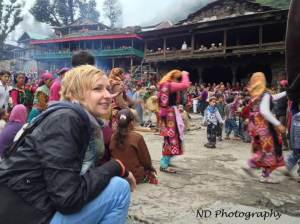 Malana also known as the village of Taboos