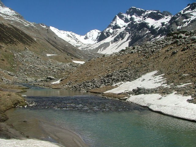 Lake Chander nahan