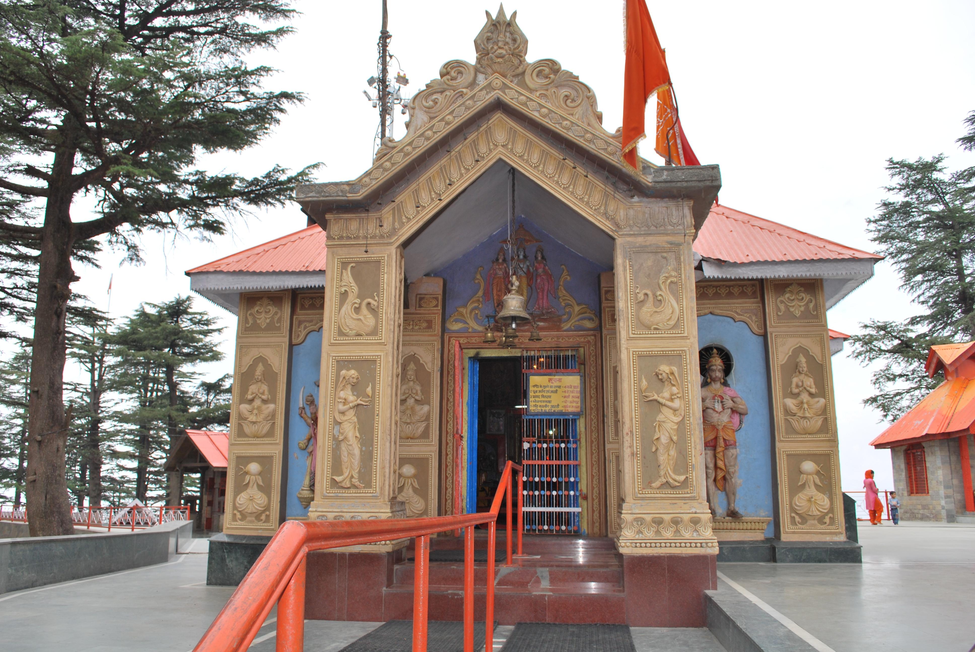 Image result for jakhu temple shimla