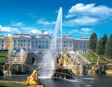 Peterhof-Palace-in-Russia