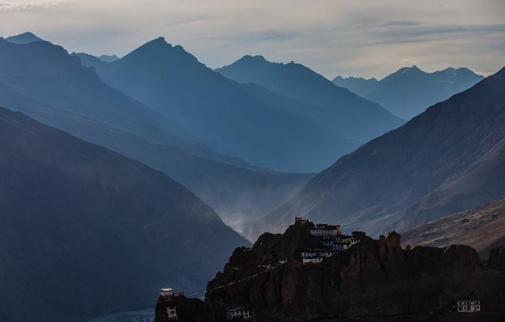 dhankar-monastery