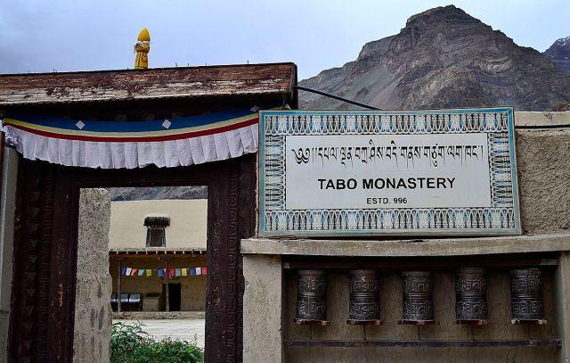 Tabo_Monestry