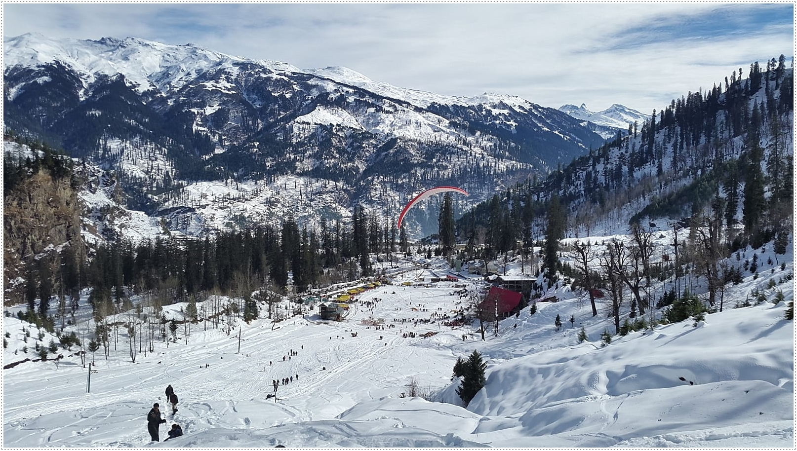 Solang Valley Manali – Heaven on Earth – Mysterious Himachal